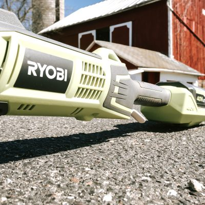 Product Review: Ryobi 40V Lithium Battery Powered String Trimmer