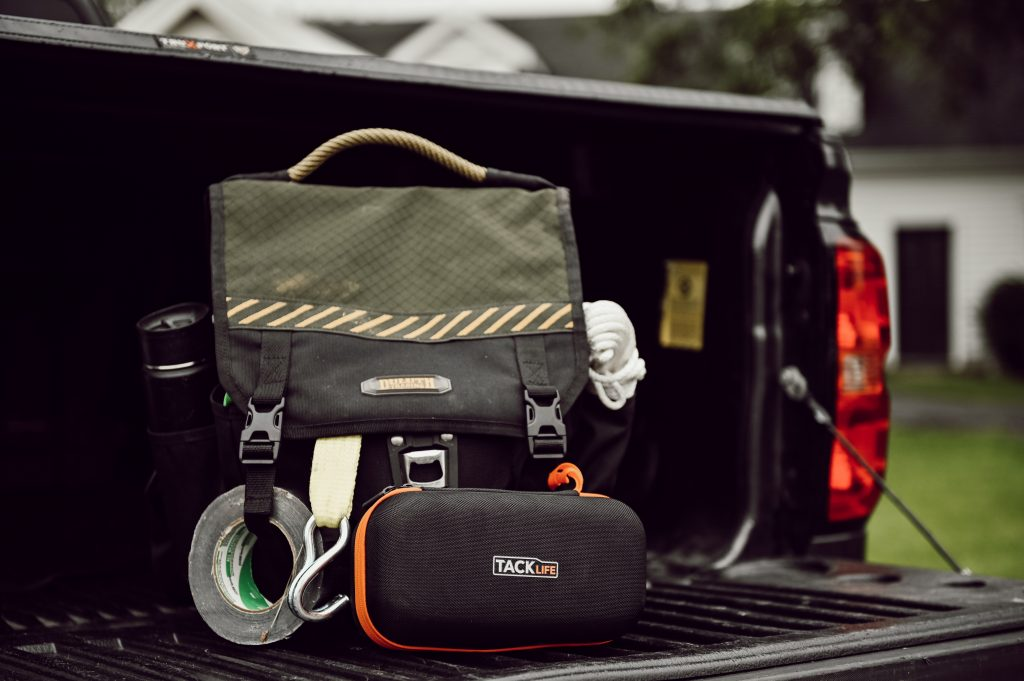 Truck Bag with Tacklife T8